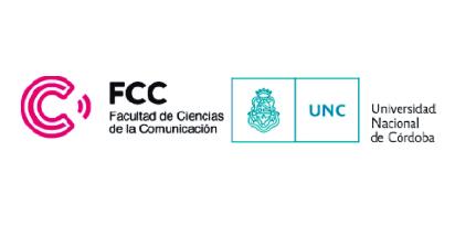 Logo de la Facultad de Ciencias de la Comunicación, Universidad Nacional de Córdoba, Argentina